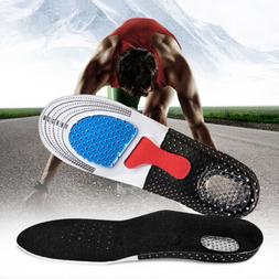 1Pair Men Women Gel Orthotic Arch Support Massaging Insole I
