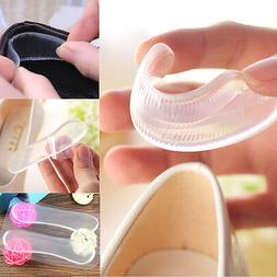 3 Pairs Classical Silicone Cushion Gel Heel Foot Care Insert