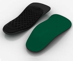 #5 Spenco 3/4 Orthotic Arch Support Insoles Insert Men Shoe