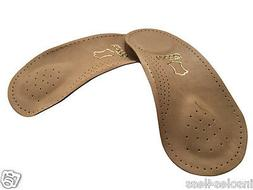 Tacco 676 Nova 3/4 Leather Arch Support w/ Metatarsal Pad In