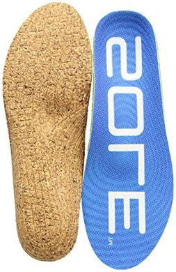 SOLE Unisex Active Thick + Met Pad Blue 13 Women / 11 Men  U