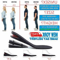 Air Cushion Invisible Height Increase Insoles Soft Shoe Inse