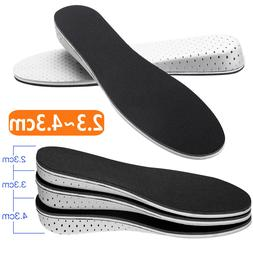 air cushion invisible height increase insoles soft