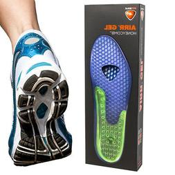 airr gel shoe inserts arch support shock