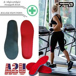 CFR ARCH SUPPORT SHOE INSERTS GEL INSOLES ORTHOTIC SHOES OFF