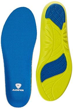 Sof Sole Athlete Performance Insoles - Yellow/Blue, Women's