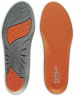 Sof Sole Athlete Neutral Arch Comfort Insole, Men's Size, Or