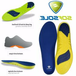 Sof Sole Athlete Shoe Insoles Men Shoe Inserts For Women Sof