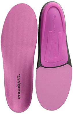Superfeet Women's Berry Premium Insoles,Berry,D: 8.5 - 10 US