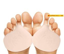 Best Foot Pads For Women And Men - Metatarsal Ball Of Foot G