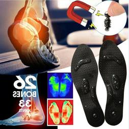 Massage Health Care Shoes Pad Magnetic Therapy Magnet Insole