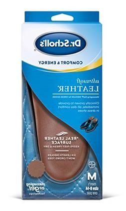 comfort energy leather insoles