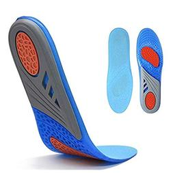 Comfort Gel Shoe Insoles, Orthotic Insoles for Men & Women,