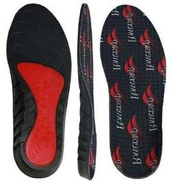 Powerstep Comfortlast Orthotic Supports Full Length Insoles