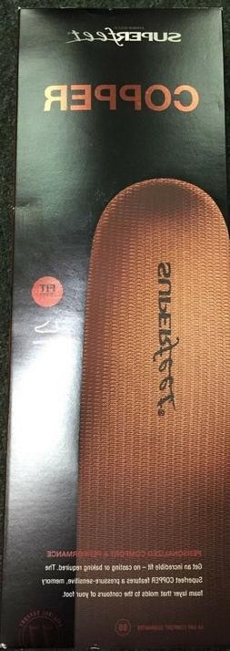 Superfeet Copper DMP Insole: Superfeet Insoles