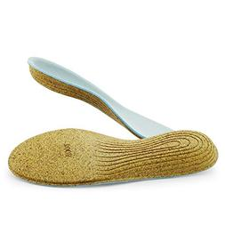 Natural Cork High Arch Support Plantar Fasciitis Orthotic In