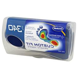 Dr. Scholl's Custom Fit Orthotic Inserts, CF 340
