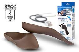 COREFIT CUSTOM FIT ORTHOTICS - Dip in Hot Water. Custom Fit