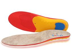 Dr. Foot's Orthotic Insoles, Arch Support Shoe Inserts for F