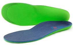 Dr. Foot's Plantar Fasciitis Insoles - Arch Support Shoe Ins