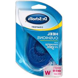 Dr. Scholls Womens Gel HEEL Cushion Insoles Massaging