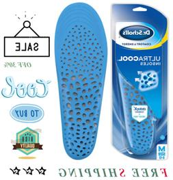 Dr. Scholls Comfort and Energy UltraCool Insoles for Men, 1