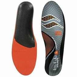 SOF SOLE FIT PERFORMANCE SHOE INSOLES HIGH ARCH MENS SIZE 13