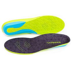 Superfeet Flexmax Athletic Comfort Shoe Insoles, Emerald, La