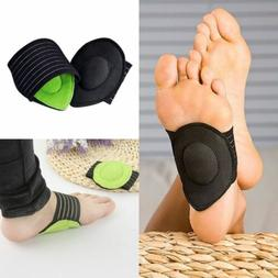 Foot Heel Pain Relief Plantar Fasciitis Insole Pads & Arch S