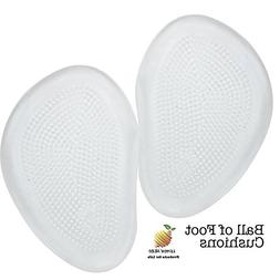 Original 2 Piece Foot Pads Set - Ball of Foot Cushions for F