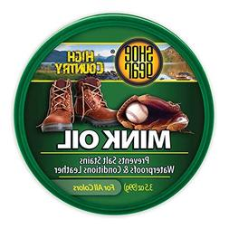 Shoe Gear High Country Mink Oil
