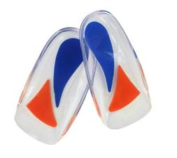 Sof Sole Gel Arch Cushioning Shoe Insoles, Men's Size 7-12