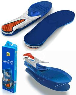 SPENCO GEL COMFORT Insoles Orthoric Arch Cushions Casual Sho