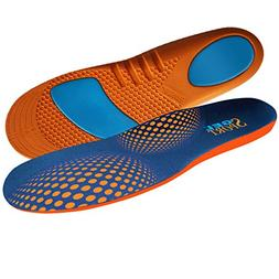 JobSite Gel Sport Insoles - Gel Heel & Metatarsal Shock Bust