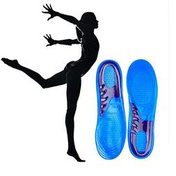 KevenAnna Sports Gel Insoles and shoe inserts for Women and
