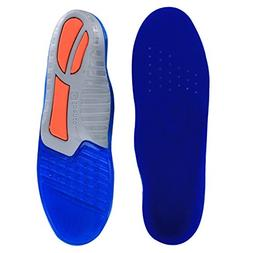 Spenco Gel Total Support Blue Insoles - Size 1, Women's 5-6