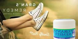 Gran's Remedy for Smelly Feet Footwear Powder Cooling 50g US