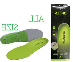 Superfeet Green Insoles Orthotics Shoe Inserts,Free Ship All