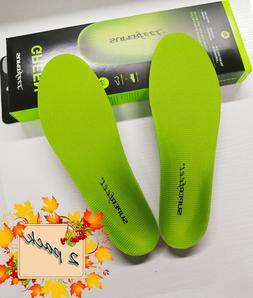 Superfeet Green Insoles Orthotics Shoe Inserts,Free Shipping