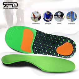CFR GREEN Insoles Professional-Grade High Arch Support Ortho