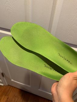 Green Insoles Superfeet Grade High Arch Support, Orthotic Sh