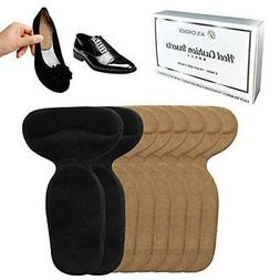 Heel Cushion Inserts for Loose Shoes - Shoe Pads Filler for