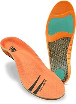 New Balance Insoles 3810 Ultra Support Insole Shoe, Orange,