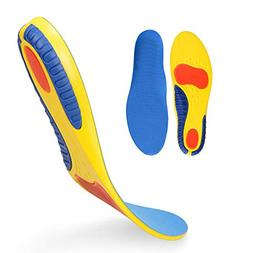 nsoles for Plantar Fasciitis - Foot Arch Support Orthotics I