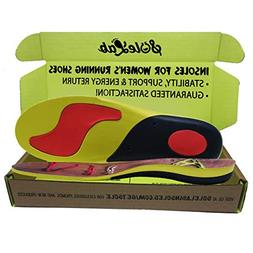 Insoles for Womens Running Shoes :: Full Length :: Comfort O