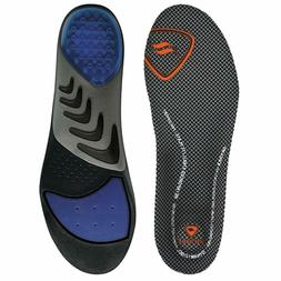 Sof Sole Insoles Men's AIRR Orthotic Support Full-Length Gel
