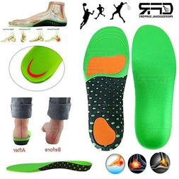 CFR Insoles Orthotic Shoe Inserts Arch Support For Plantar F