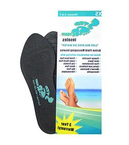 Step Right Insoles Relieves -Plantar Fasciitis- Neuropathy-
