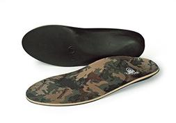 Powerstep Journey Hiker Insoles Athletic Sandal, Camo, Men's