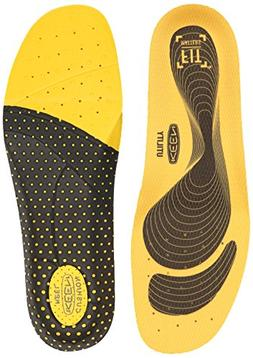 Keen Utility Utility K-10 Replacement Insole, Yellow, Large